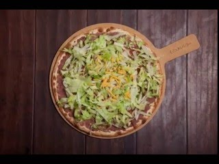 Start Your Weekend with Our Tostada Crunchiness