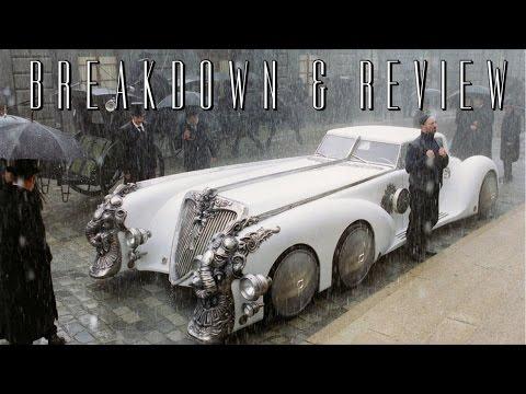 League of Extraordinary Gentlemen (2003) Breakdown & Review by [SHM]