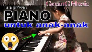 Kursus Piano Jakarta & Depok