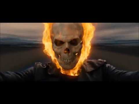 ghost rider amv My demons