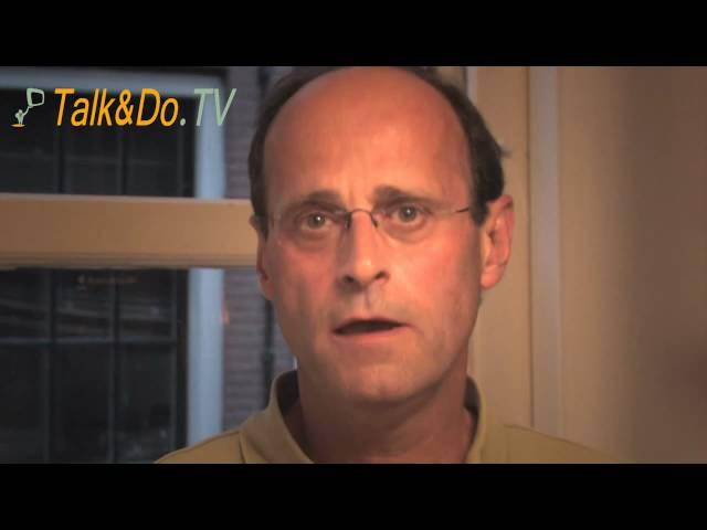 Edo van Santen over zijn Elevator Pitch en Presentatie Trainingen
