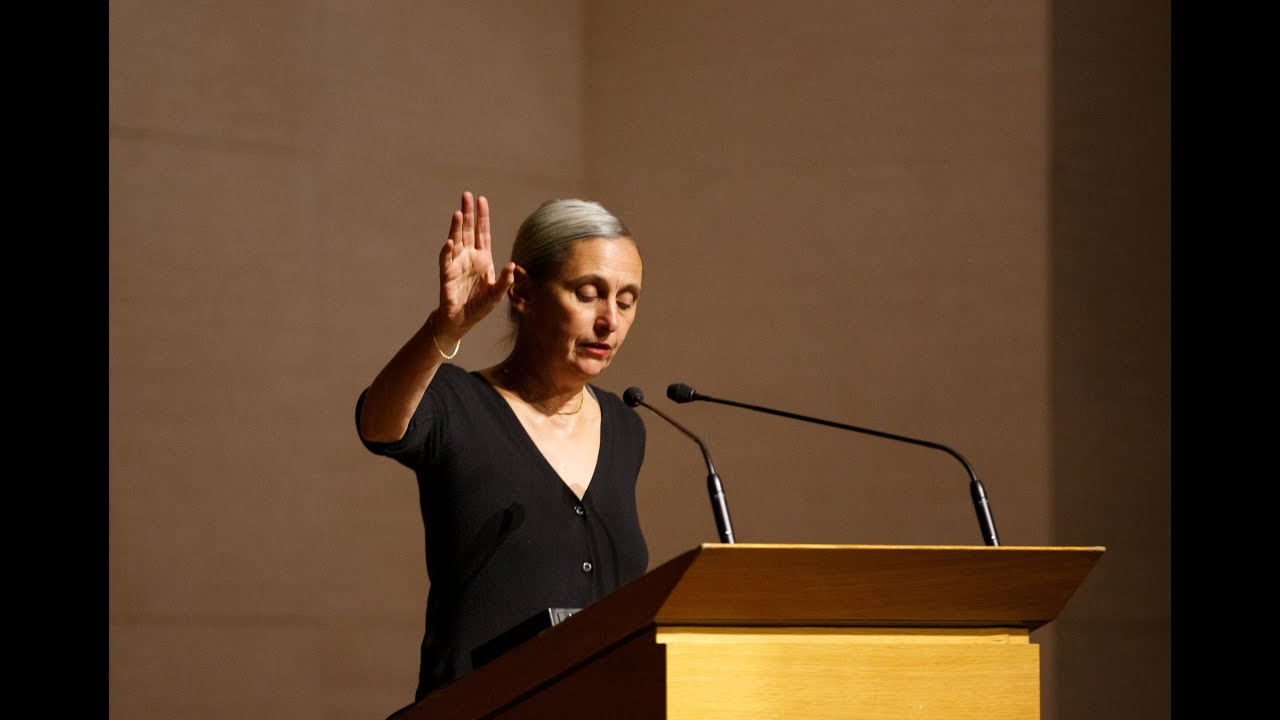 Full video: Anne Teresa De Keersmaeker's lecture at Collège de France (in French/English subtitles)