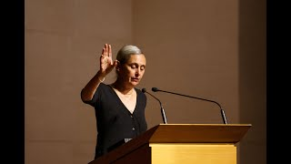 Full video: Anne Teresa De Keersmaeker's lecture at Collège de France (in French)