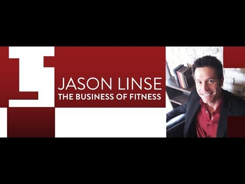 HYLTHLINK LIVE INTERVIEW WITH JASON LINSE - Fitness and Gym Consultant