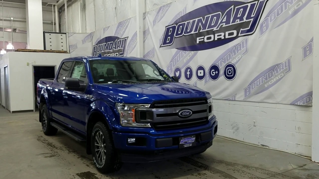 2018 Ford F 150 Pickup Tougher Smarter More Capable Than