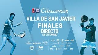 Finales Femeninas y  Masculinas WPT Challenger San Javier 2018
