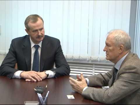 Председатель правительства Ярославской области Александр Князьков встретился с Валерием Козловым