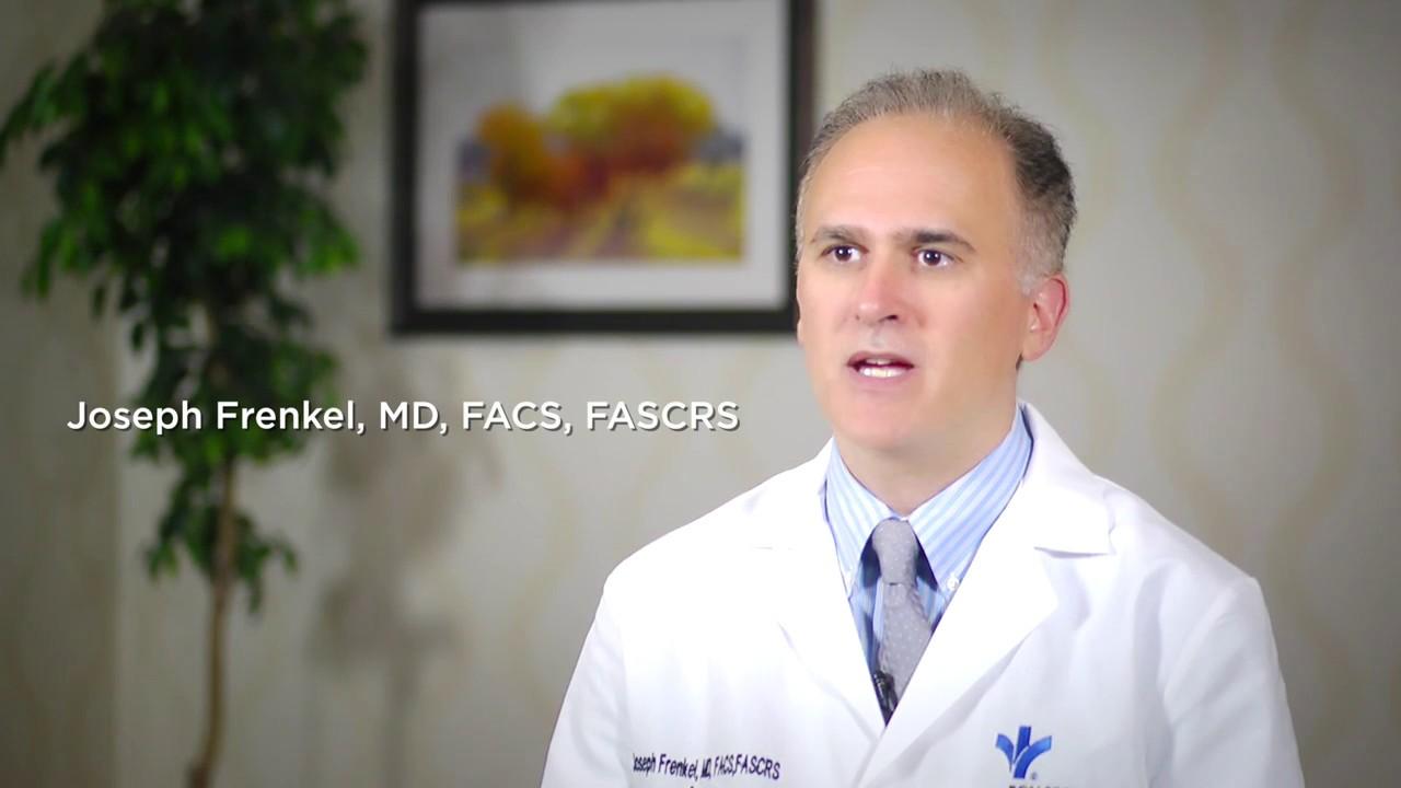 Joseph Frenkel, MD | Colon and Rectal Surgery | Hampton Roads, VA