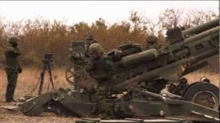 Artillery Officer