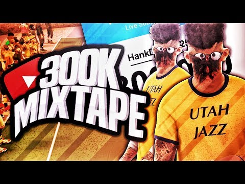 HankDaTank25 300k Mixtape • So Many Greenlights How is This Possible - NBA 2K17
