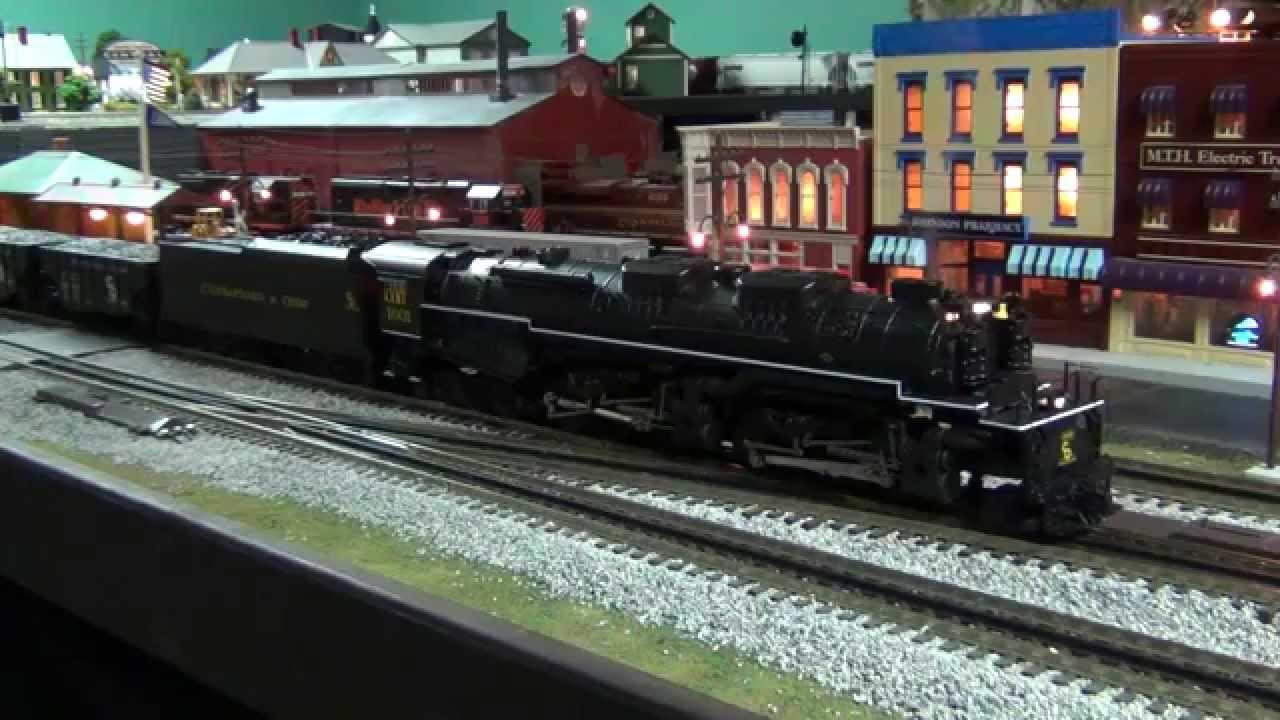 MTH Chesapeake & Ohio Allegheny 2-6-6-6 Proto 3 0 by JDStucks