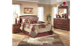 Ashley Timberline (B258) Collection Bedroom Furniture | KEY Home
