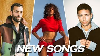 New Songs by Eurovision Artists (November 11, 2018)