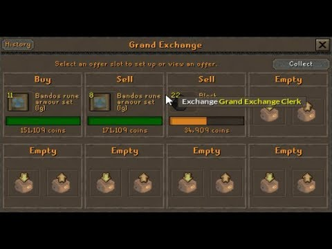 Flipping 1M to 50M In F2P | 1680K Profit With 35mins In Game Time?!?!