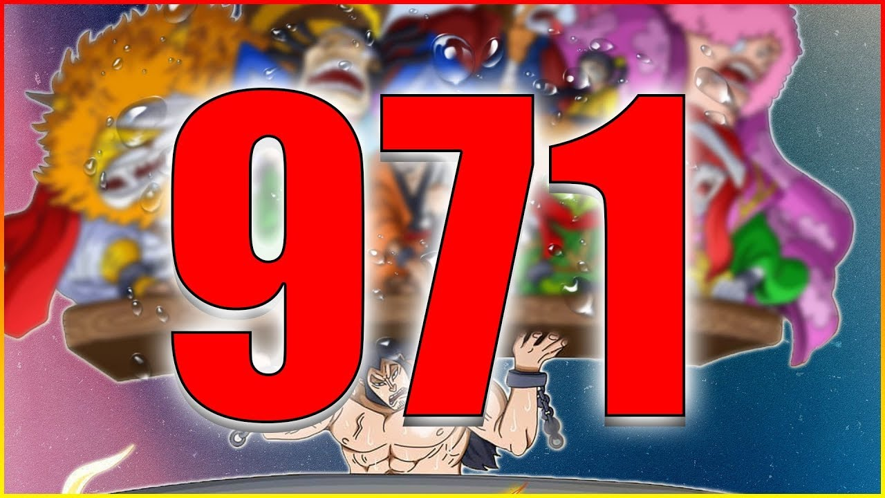 Oh...THIS Was The LEGENDARY Hour - One Piece 971 - YouTube
