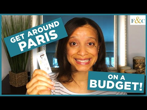 How To Get Around Paris On A Budget | Paris Metro, Navigo, And Maps | Frolic & Courage