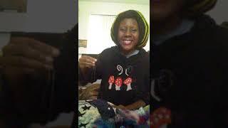 Yemaya Fabric Art Doll Handbag Part 3