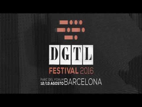 Maceo Plex @ DGTL Festival 2016 Parc Del Forum, Barcelona (12.08.2016)