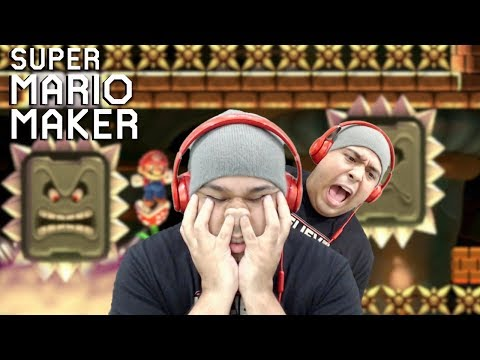I CAN'T BELIEVE THEY DID ME LIKE THIS! [SUPER MARIO MAKER] [#123]