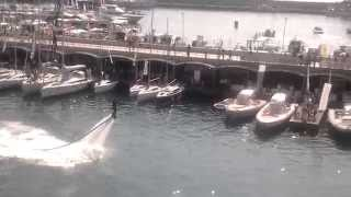 Flyboard...Genova 2014, mostra navalе!! Thumbnail