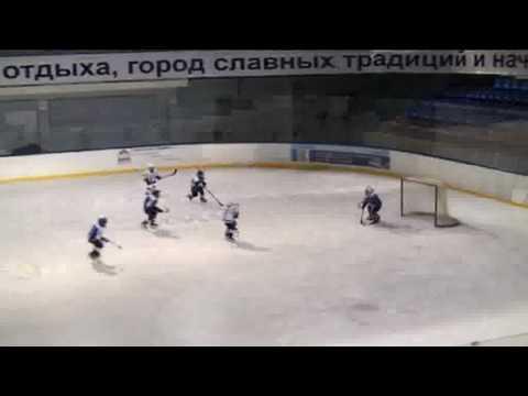 хоккей 2002 г.р. Дмитров - Воронеж 6-8