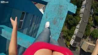 Walking On The Edge - GoPro
