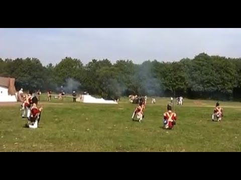 Military Odyssey 2017 - Napoleonic Battle Re-enactment