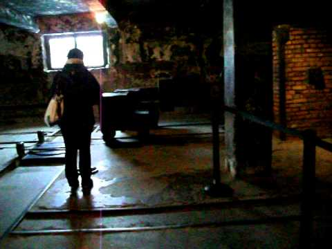 Gas Chambers at Auschwitz virtual tour