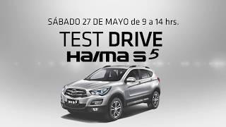 Test Drive Haima S5
