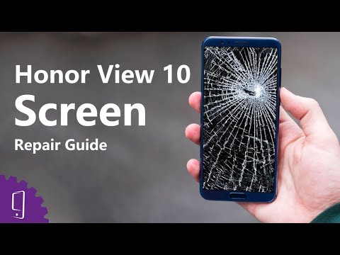 Huawei Honor View 10 LCD Screen Repair Guide
