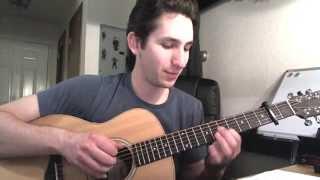 'One' Ed Sheeran Guitar Lesson