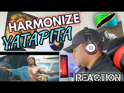 Professor Jay Feat Harmonize - Yatapita |REACTION