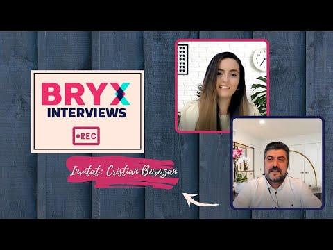 BRYX Interviews - Cristian Borozan, Președinte PMI Romania