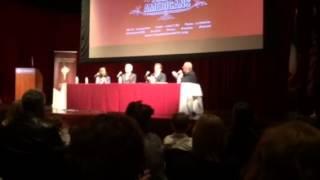 Gay Talese presents the Italian Americans at NYU
