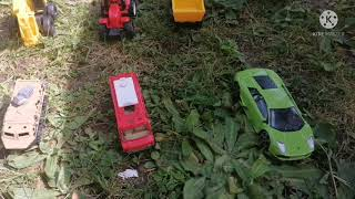 COOL CARS FOR KIDS | EXCAVATOR | MONSTER TRUCK | EMERGENCY VEHICLES & MORE