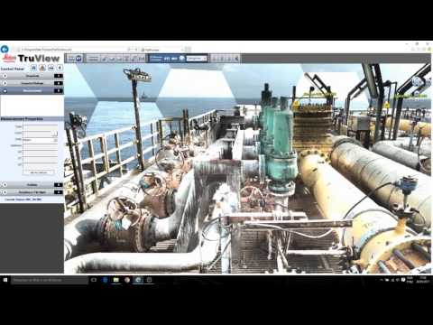Laser Scanner 3D - Leica TruView 2017 By Survey Control