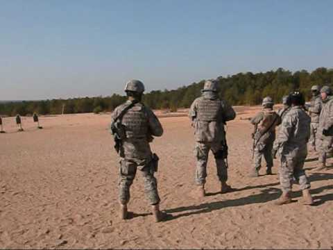 USAF Deployment Training at Ft. Dix, NJ