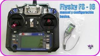 Flysky FS I6 2 4G 6 Channel Transmitter Manual англійською Ltecnic