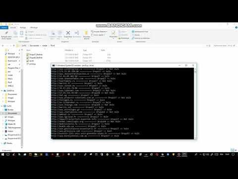 Drupal CVE-2018-7600 shell upload