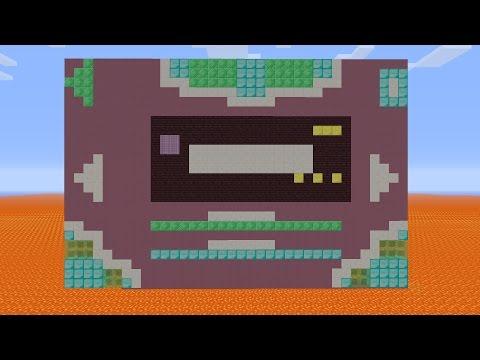 Geometry Dash - Fingerdash In Minecraft (Speed Building) #1 (Xbox One)