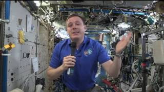 Space Station Crew Member Discusses Life in Space with Georgia Students thumbnail