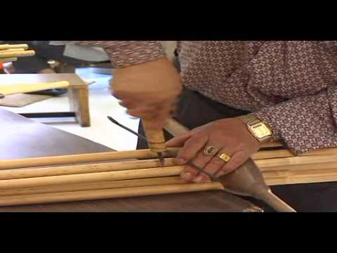 Crafting Tradition: Building the Traditional Hmong Qeej Instrument