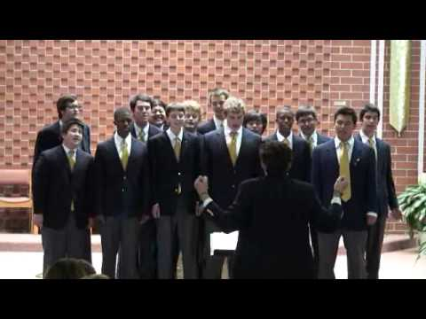 A Chamber Singers' Serenade -- Love Story by Taylor Swift -- Jesuit High School Chamber Choir