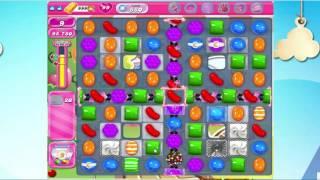 Candy Crush Saga level 580