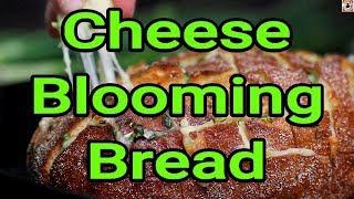 Cheese Blooming Bread   Blooming Cheese Bread   Foodie's Hub