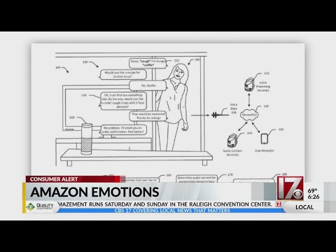 Amazon developing technology that can detect emotions