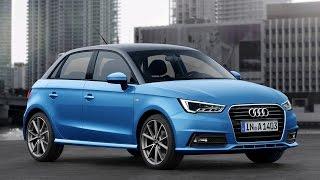 Audi A1 I рестайлинг хэтчбек 2016