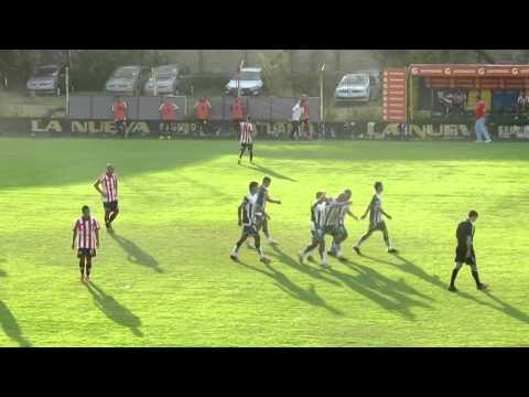 Gol de Carlos La Vieja Moreno (interminable) Laferrere 2 - Cañuelas 1