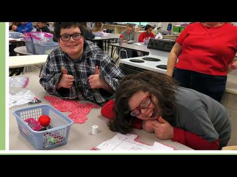 Making Stuffed Animal Pillows |  North Whidbey Middle School