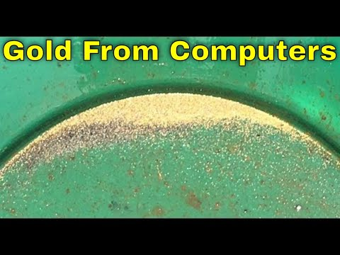 Urban Mining, PCB/Electronics Recycling, Base/Precious Metal Recovery on MBMM Shaker Table
